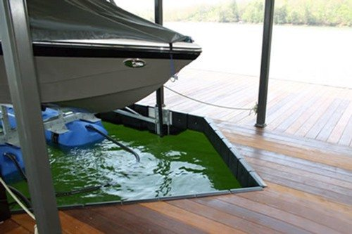 aluminum-boat-dock-protection