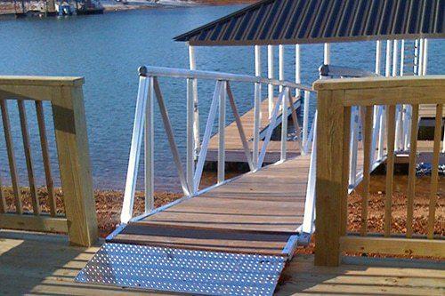 Boat Gangway Floating Dock Gangway