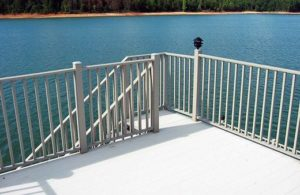 Wahoo Docks AridDek Dock Decking