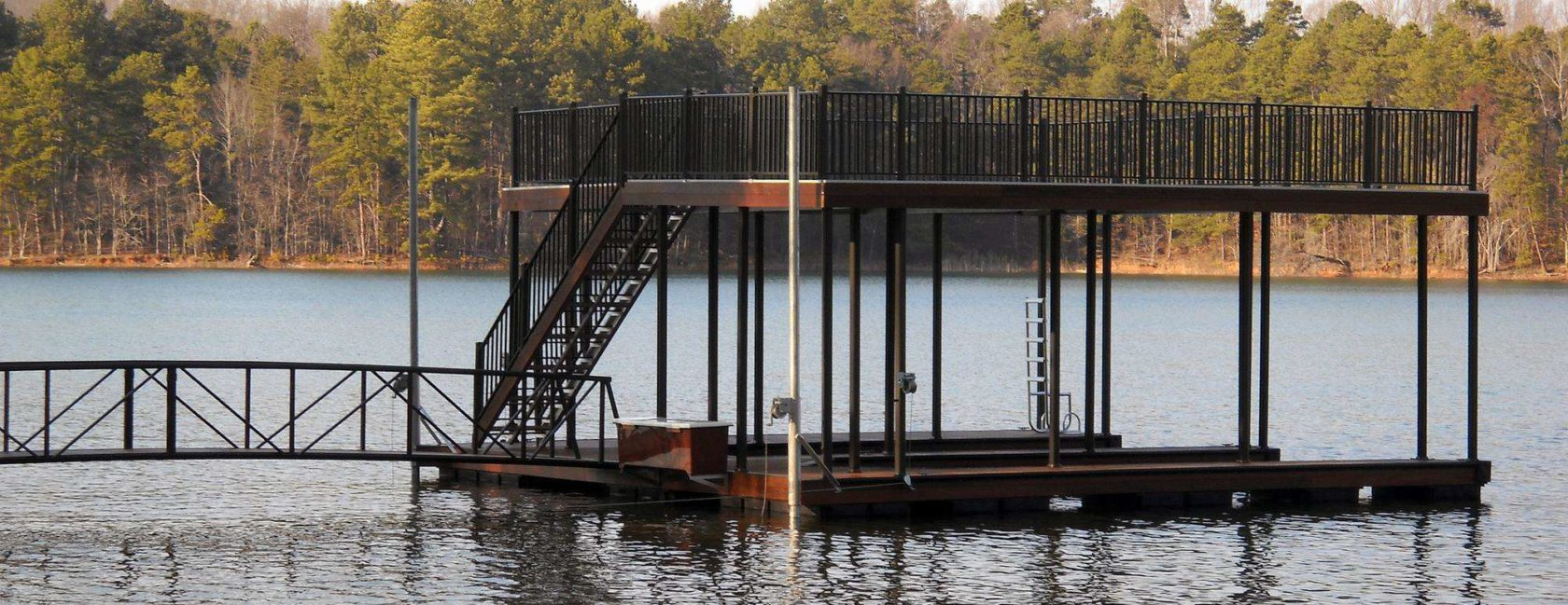 Docks  Information About Aluminum Floating Docks