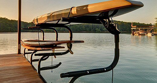 Wahoo Docks Accessories Kayak Rack