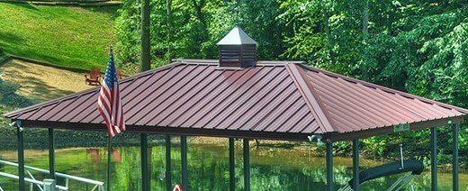 Wahoo-Docks-Roof-Choices