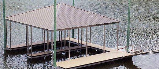 Wahoo-Docks-dock-anchoring-methods