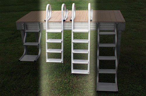 or  step dock ladder