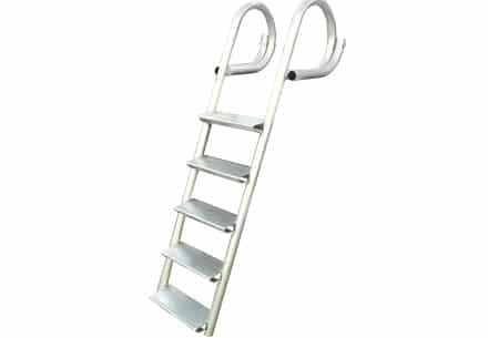Wahoo Aluminum Docks  Step Stair Boat Dock Ladder