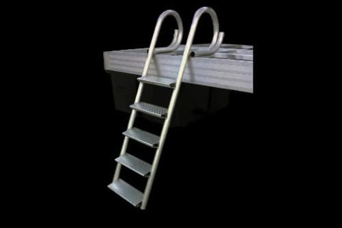 step dock ladder
