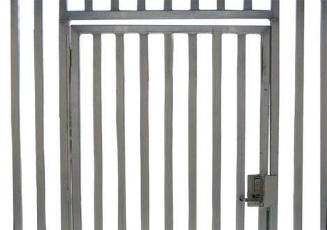 Wahoo Docks Security Gate b