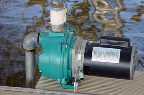pump Platform