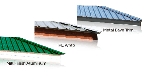 Wahoo Aluminum Docks Dock Eave Trim