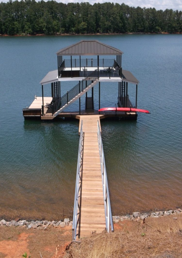 Boat Dock Of Month July 15