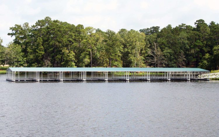 Wahoo Commercial Aluminum Docks Percy Quinn State Park 03