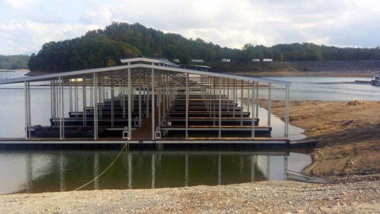 Percy Quinn State Park Wahoo Aluminum Docks Commercial