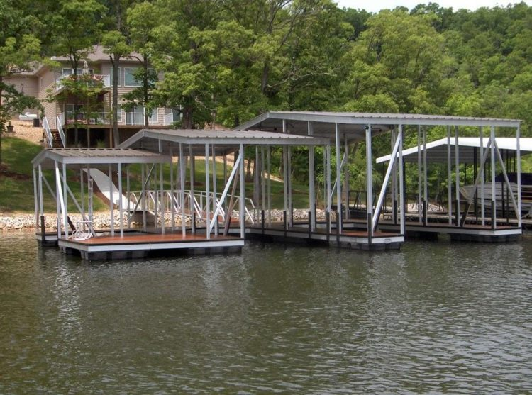 Wahoo Docks Commercial Community Docks Marinas