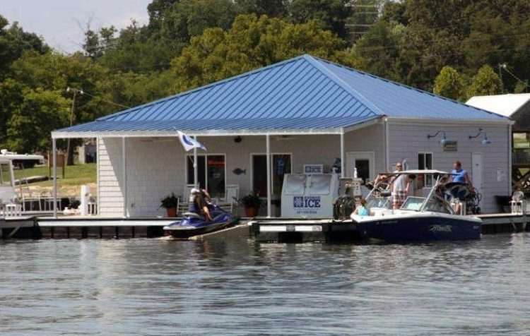 v Mountain Cove Marina Ship Store Tennessee