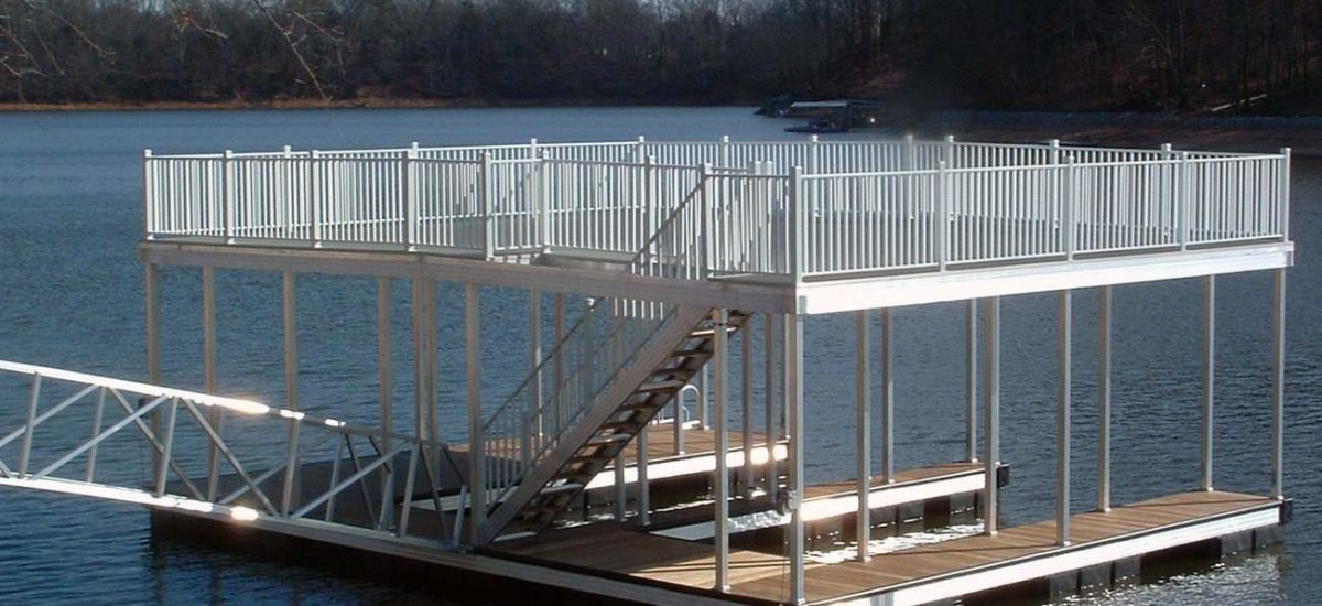 Five Reasons Why Aluminum Docks Are the Best Boat Docks