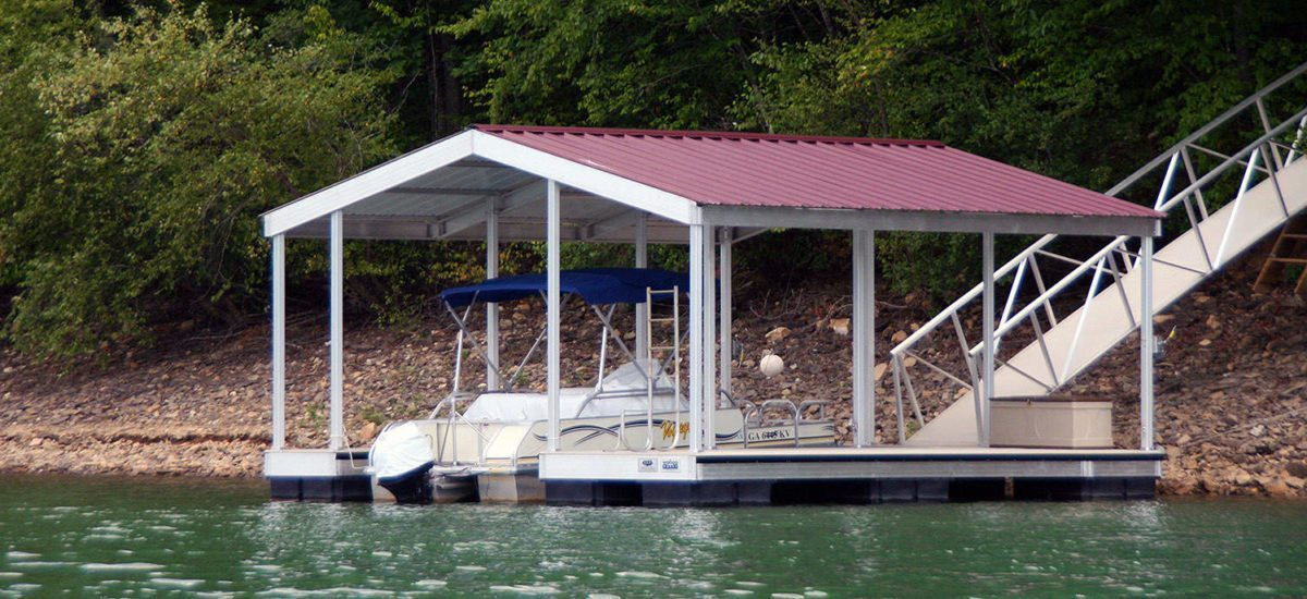 How to Choose the Right Floating Aluminum Dock – Lake Dock Design